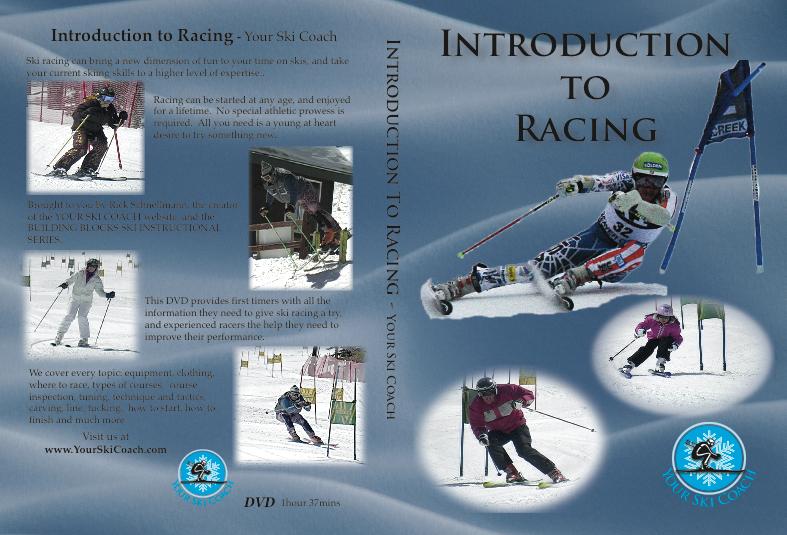 Learn To Ski DVDs The Building Blocks Ski Instruction DVD ...